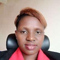 Martine Benemariya from Rwanda
